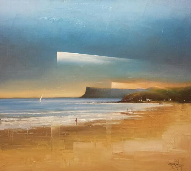 BALLYCASTLE, CO. ANTRIM. SOLD.