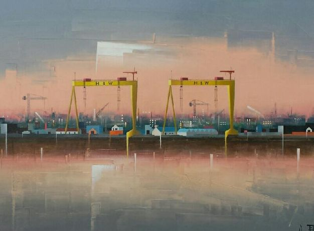 HARLAND AND WOLFF. SOLD.