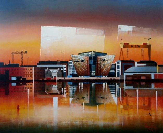 TITANIC CENTRE BELFAST SOLD.